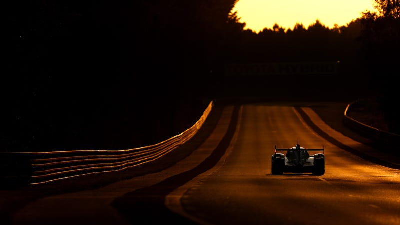 The Porsche 919 at the 24 Hours of Le Mans. Photo credit: Dan Istitene/Getty Images