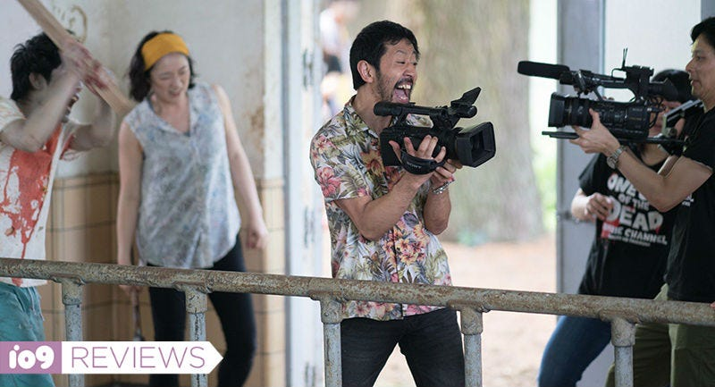 The filming of a zombie film is just the start of the layers in the amazing One Cut of the Dead.