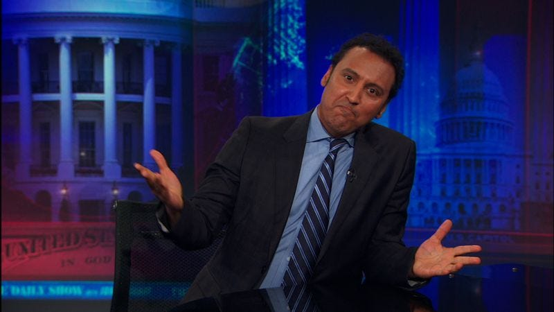 Illustration for article titled Aasif Mandvi to guest star on Person Of Interest