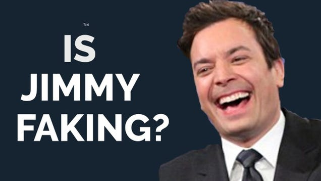 "How to ""Fake"" Charisma Like Jimmy Fallon"