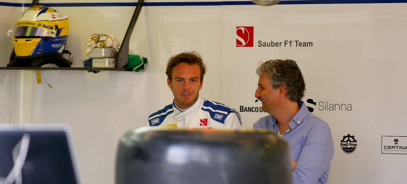 Illustration for article titled Van Der Garde Drops Dispute, Won't Drive For Sauber This Weekend