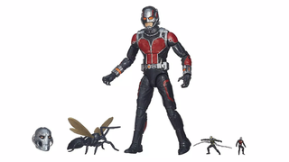 Illustration for article titled Marvel's Latest Ant-ManFigure Comes With Some Tiny, Awesome Accessories