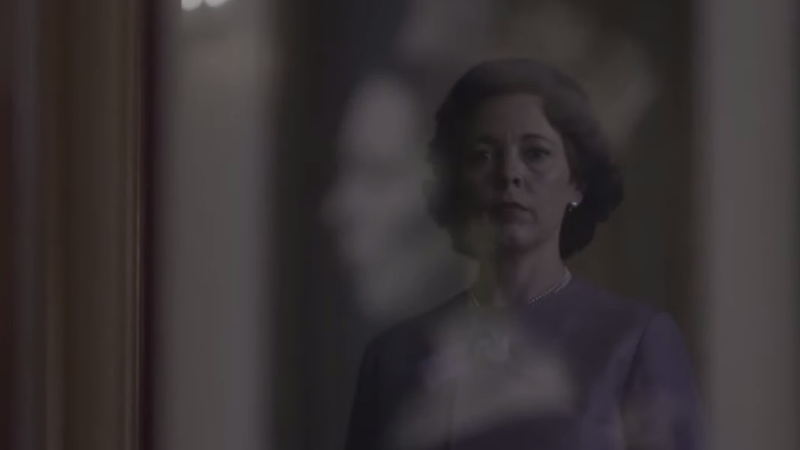 Olivia Colman's Queen Elizabeth just wants to get on with it in The Crown's new teaser