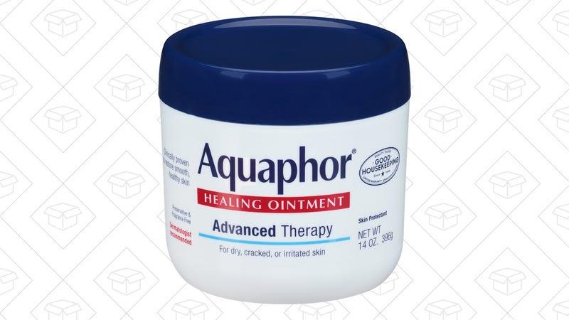 Aquaphor Healing Ointment 14 Ounce   $7   Amazon   Clip 25% off coupon