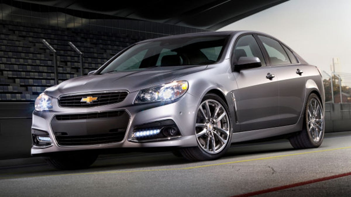 Here Is Why No One Is Buying The Chevy SS