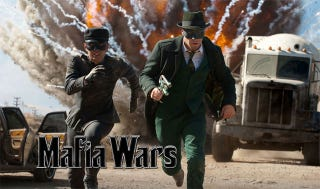 Illustration for article titled Mafia Wars Feels The Sting Of The Green Hornet