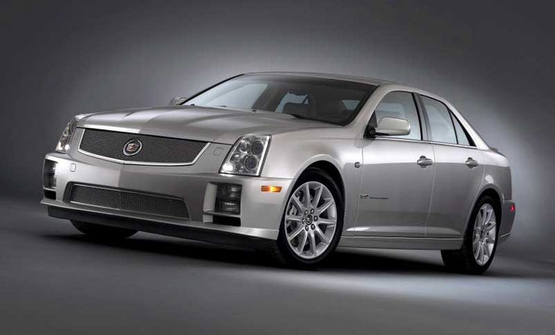 Illustration for article titled Cadillac STS-V, Pontiac G6 GXP Killed By Carpocalypse