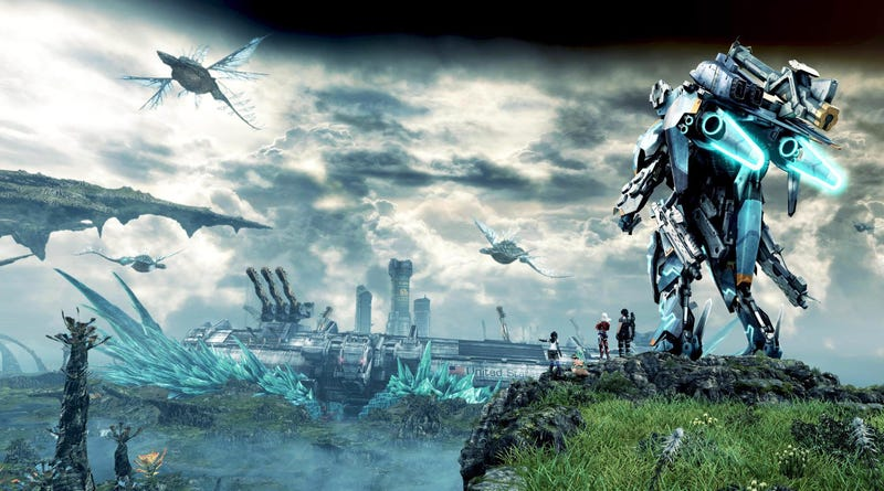 Illustration for article titled Xenoblade Chronicles X is truly unique