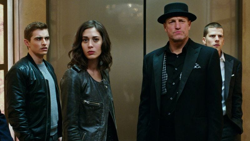 Illustration for article titled Chicago, now you too can see Now You See Me 2 early and for free