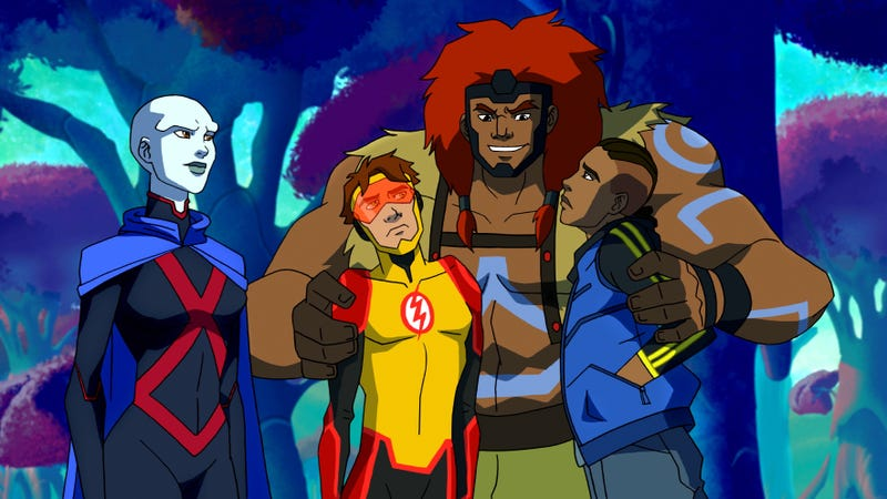 Young Justice: Outsiders Is Getting Deeper in the Best Way