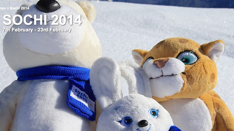 Illustration for article titled Russia Will Be All Up in Everyone's Business at the Winter Olympics