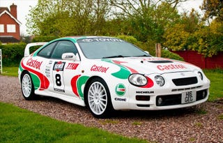 Illustration for article titled Castrol livery is the best livery