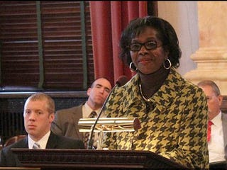 Ohio State Sen. Shirley Smith (Photo: Shirley Smith State Senate Page)
