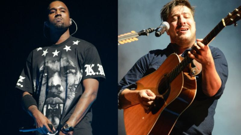 Illustration for article titled Mumford & Sons, Kanye West, more to collaborate with fans on anti-poverty album