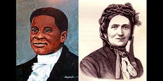 Crispus Attucks (crispusattucks.org); Ellen Craft (hd.housedivided.dickinson.edu)