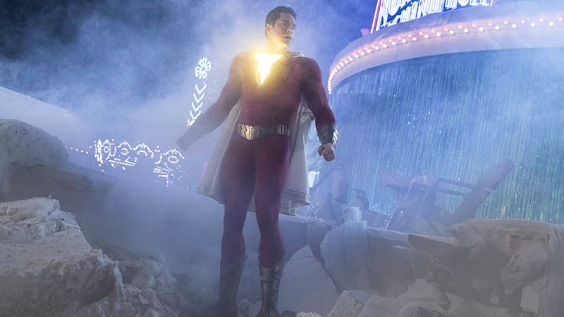 Shazam will return.