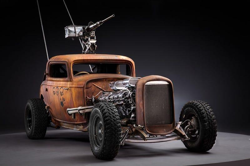 Fotografía: Fury Road Vehicles. Vía John Platt
