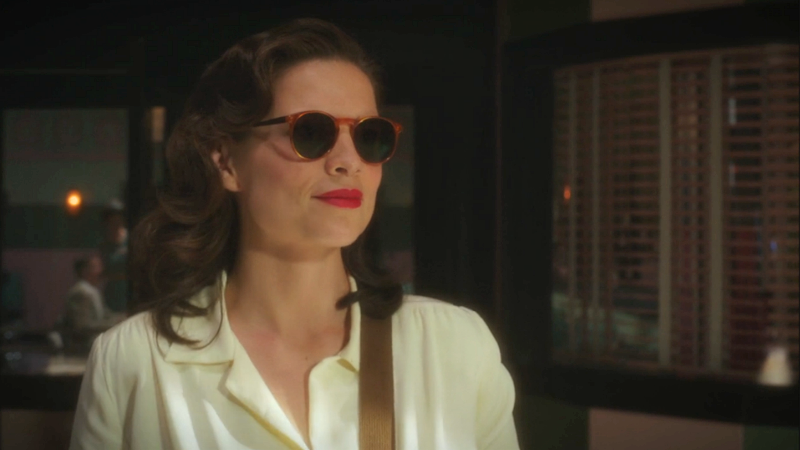Illustration for article titled Hayley Atwell Thinks There's Still Hope for More Agent Carter
