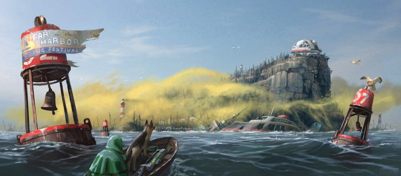 Illustration for article titled 10 Things You Need To Know About Fallout 4's Next DLC, Far Harbor