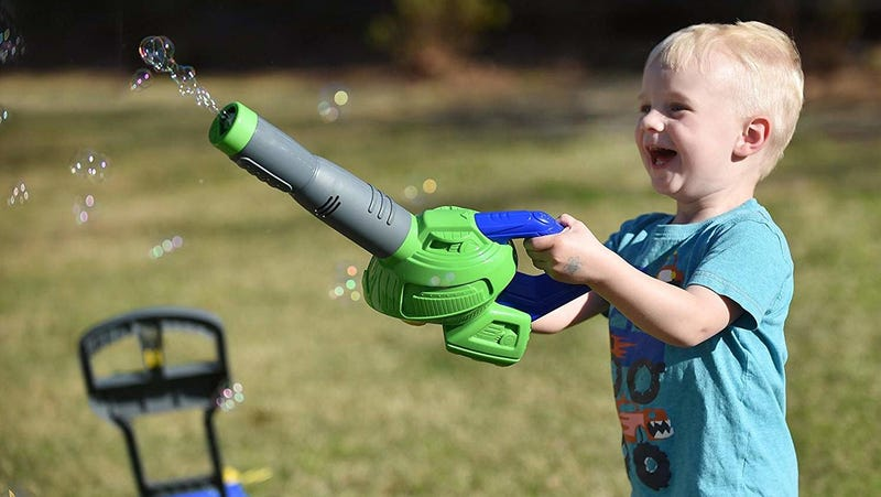 Maxx Bubbles Bubble-N-Go Leaf Blower | $16 | Amazon