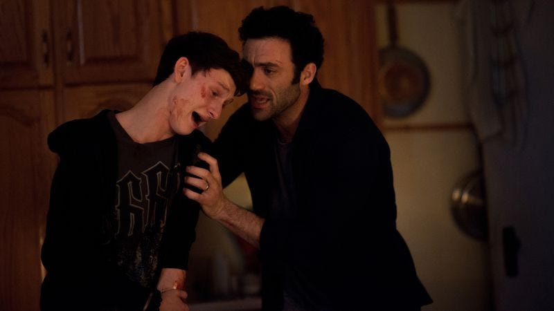 Russell Posner, Morgan Spector (Photo: Spike TV)