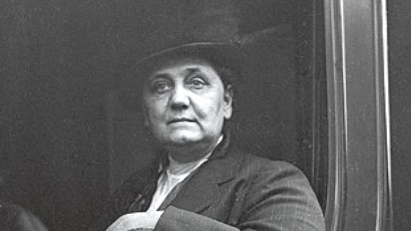 Illustration for article titled Was Jane Addams a Lesbian?