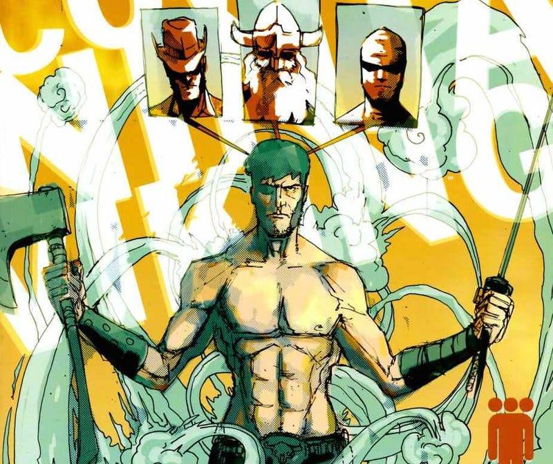 Illustration for article titled If Chris Pratt's the Star of Cowboy Ninja Viking, It's Perfect Casting