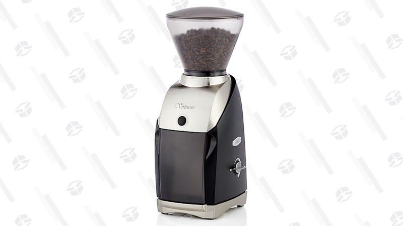 Baratza Virtuoso Coffee Grinder | $189 | Crate & Barrel