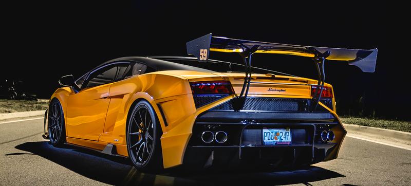 Illustration for article titled This Lamborghini Gallardo Looks Freaking Amazing. Fight Me.