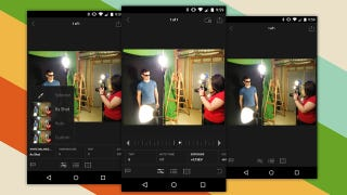 Illustration for article titled Adobe Lightroom Comes to Android Phones
