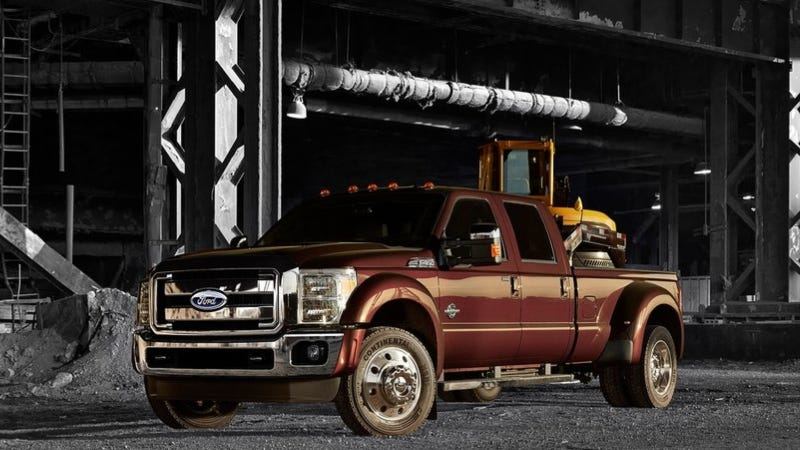 Illustration for article titled Ford Planning Massive Production Boost For 2015 Ford F-250