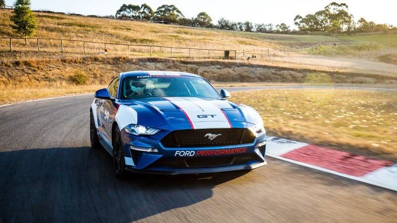 Illustration for article titled Supercars Is Getting A Ford Mustang Now That Australia Doesn't Have Its Own Fords Anymore