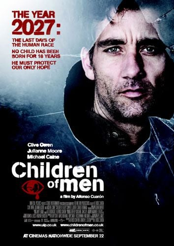 Illustration for article titled Your (Weekly) Summer Movie Guide to Movies You Should Watch Again: Children of Men