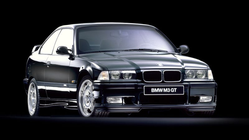 The BMW M3 GT. The good-looking one. Photo Credit; BMW