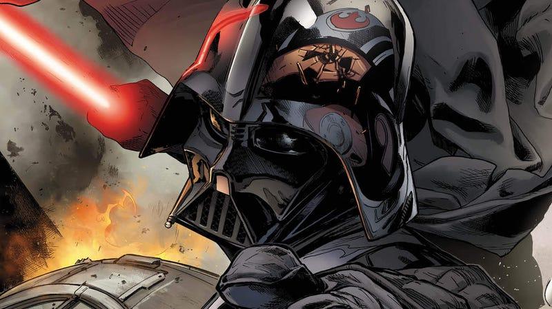 Illustration for article titled Luke and Vader Face Off in Marvel's BestStar WarsComic So Far