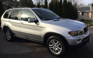 For 7 500 You Can Stick It To This 2004 Bmw X5 3 0