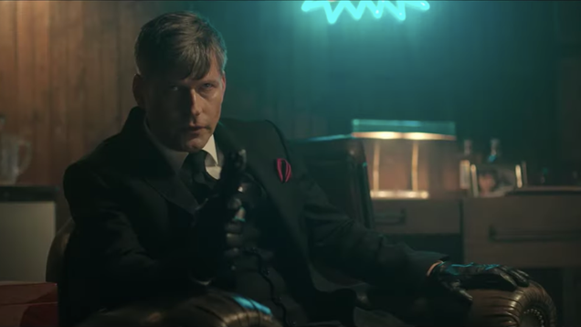 Crispin Glover is a hitman with a grenade launcher and a goofy French accent in the Lucky Day trailer