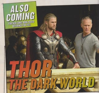 Illustration for article titled Morning Spoilers Misc.