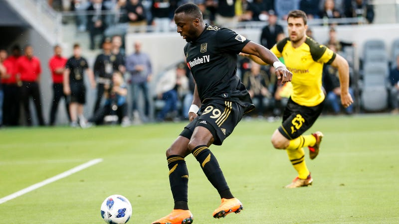 Illustration for article titled LAFC'sAdama Diomande Says Portland Timbers Player Called Him The N-Word During Game
