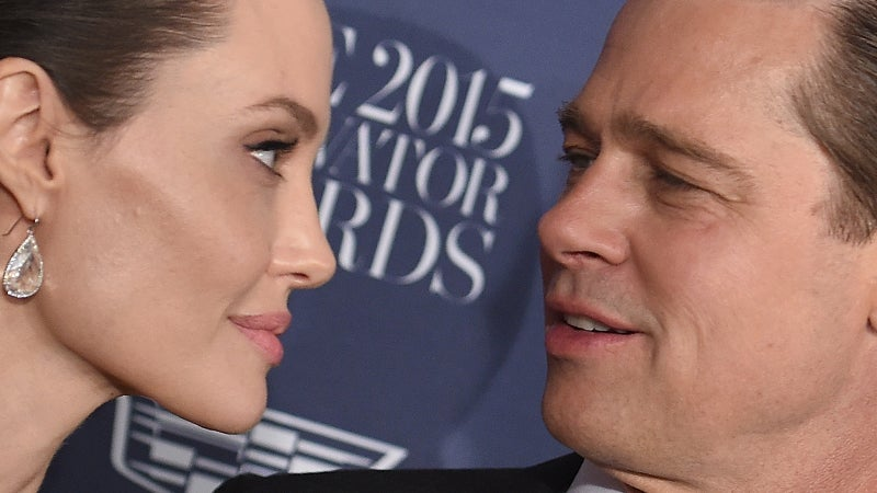Pitt and Jolie Settle on Temporary Custody Deal