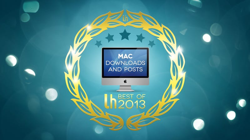 Illustration for article titled Most Popular Mac Downloads and Posts of 2013