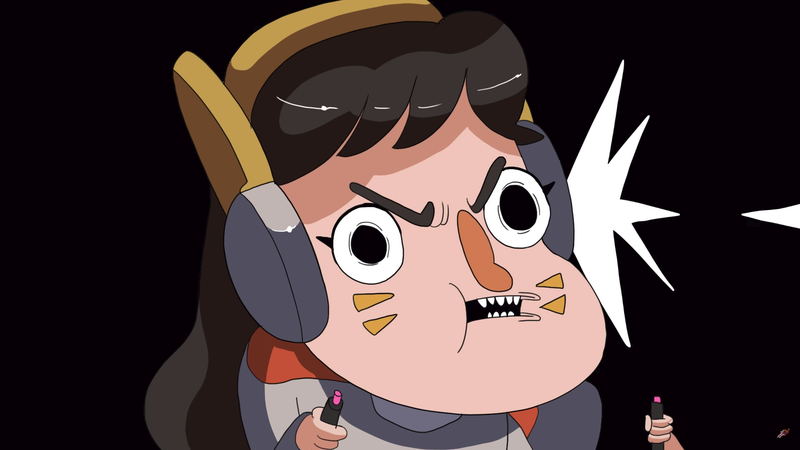 Illustration for article titled New Overwatch Fan Animation Shows Dva As An Irredeemable Jerk