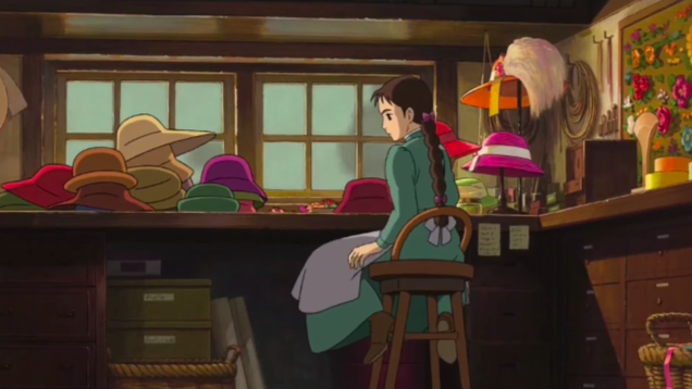 Howl's Moving Castle Reminds Us That We Are More Than Our Jobs