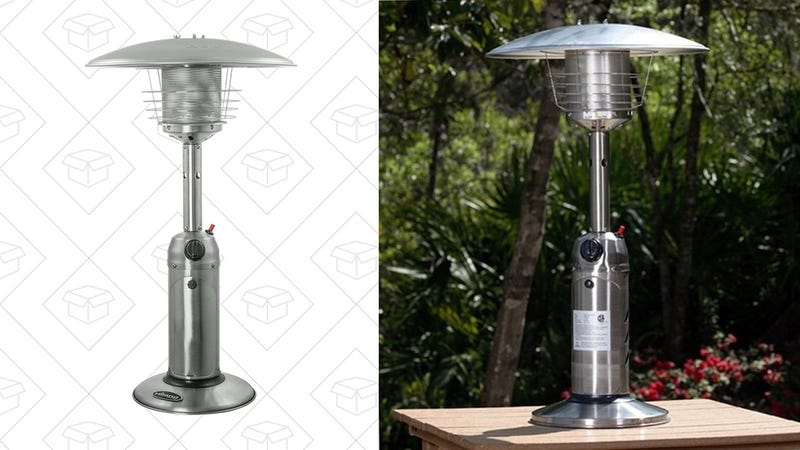Table Top Patio Heater, $61
