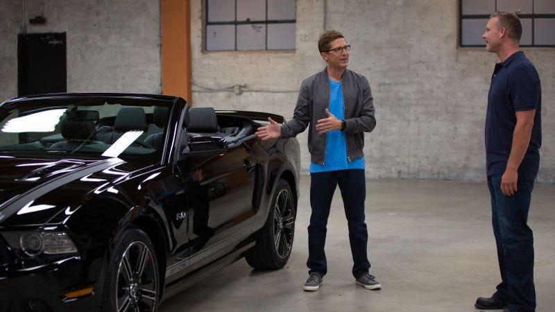 Esquire Network's Car Matchmaker