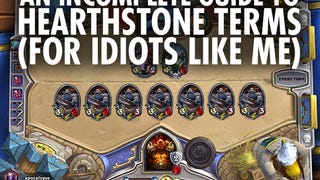 An Incomplete Guide To Hearthstone Terms (For Idiots Like Me)