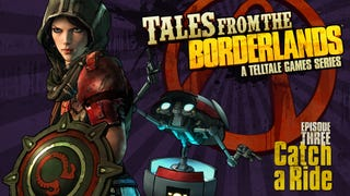 Friendly Notice: Tales from the Borderlands Episode 3 is out!