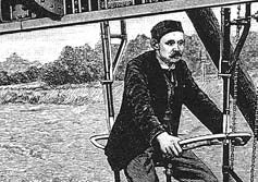 Illustration for article titled Velocipedes the Wave of the Future, Circa 1900