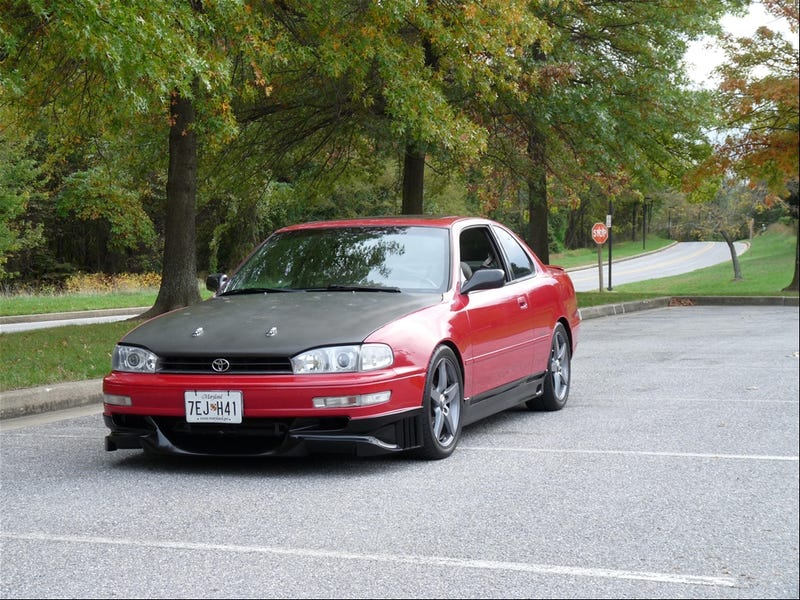 1994 Supercharged toyota camry coupe News Videos Reviews and