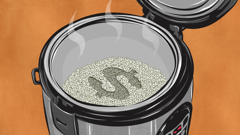 Illustration for article titled Why Some Rice Cookers Are $20 and Others Are $200